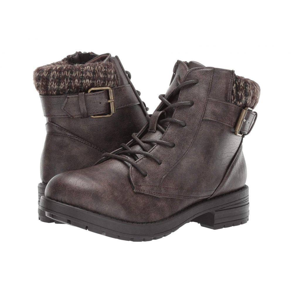 ユニオンベイ UNIONBAY レディース ブーツ シューズ・靴【Stockholm】Brown