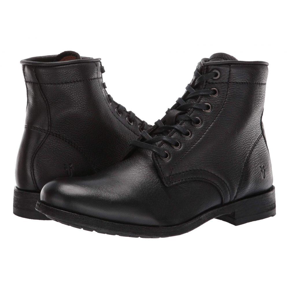 フライ Frye レディース ブーツ レースアップ シューズ・靴【Tyler Lace-Up】Black