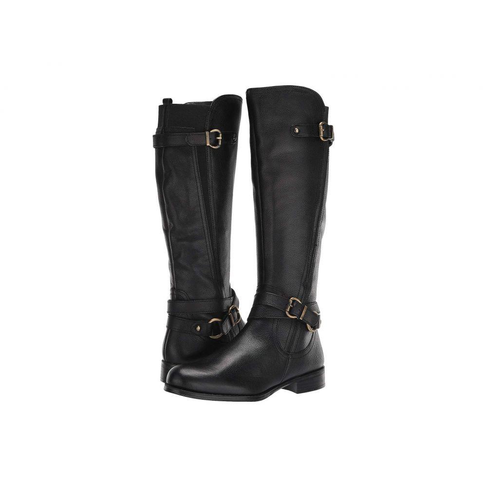 ナチュラライザー Naturalizer レディース ブーツ シューズ・靴【June】Black Leather
