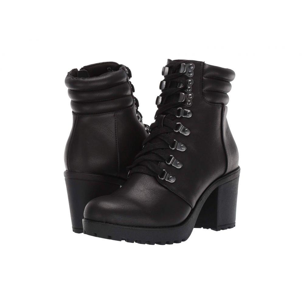 ミア MIA レディース ブーツ シューズ・靴【Rylei】Black