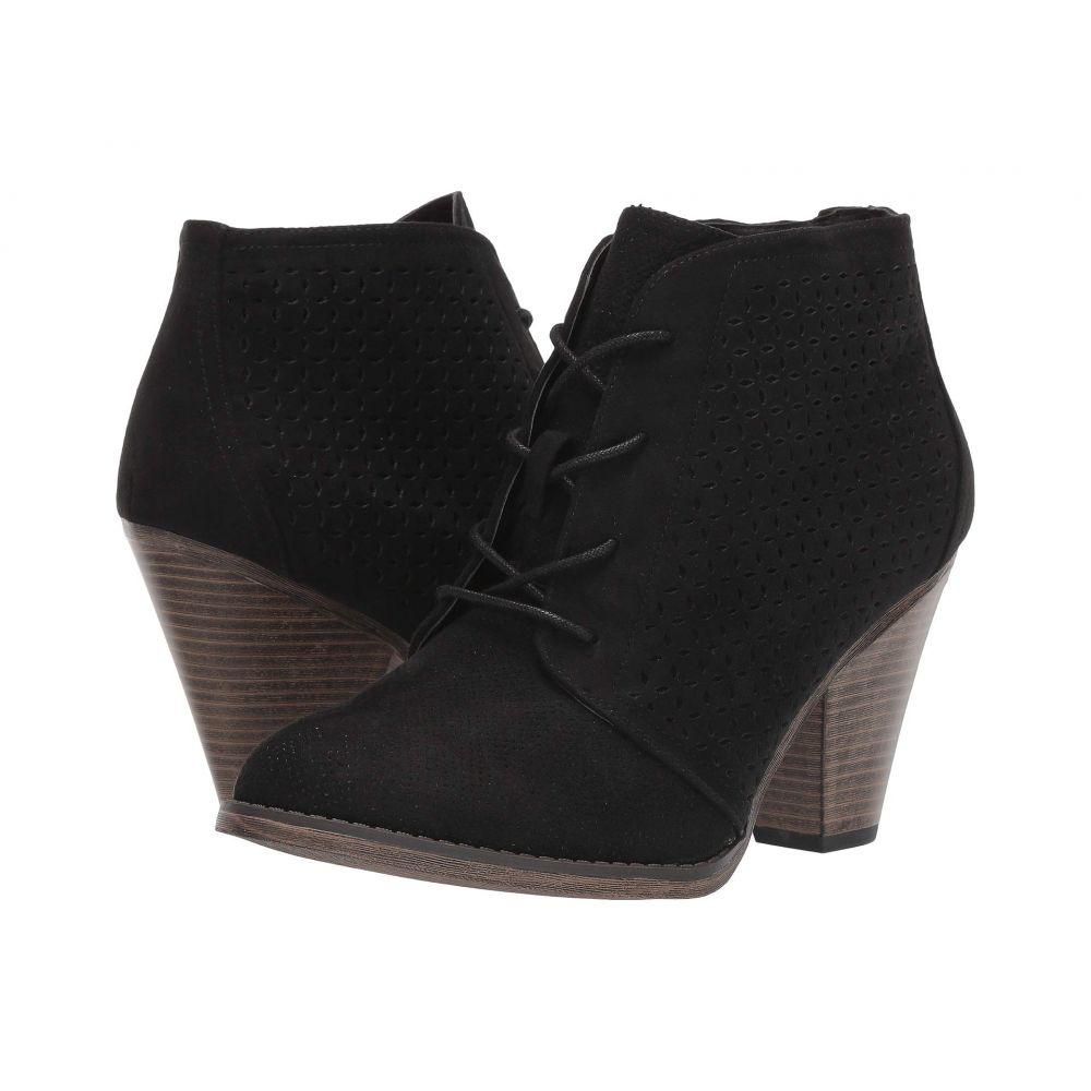 ミア MIA レディース ブーツ シューズ・靴【Phillip】Black