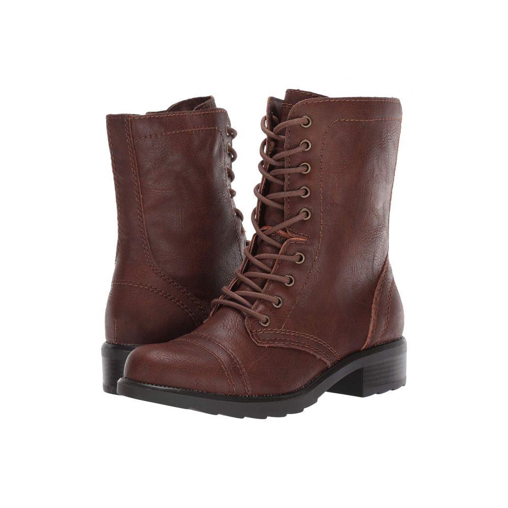 マッデン ガール Madden Girl レディース ブーツ シューズ・靴【Daynna】Dark Brown