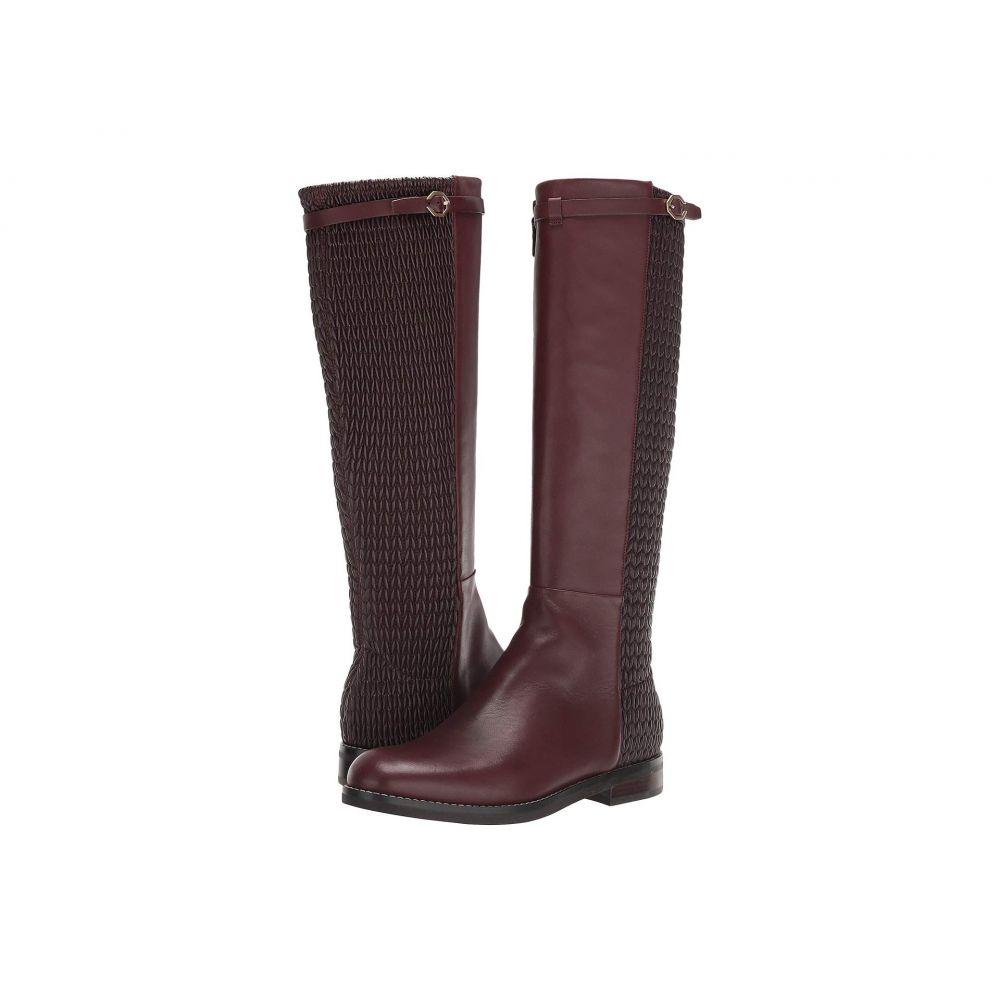 コールハーン Cole Haan レディース ブーツ シューズ・靴【Abi Stretch Strap Boot】Cordovan Leather