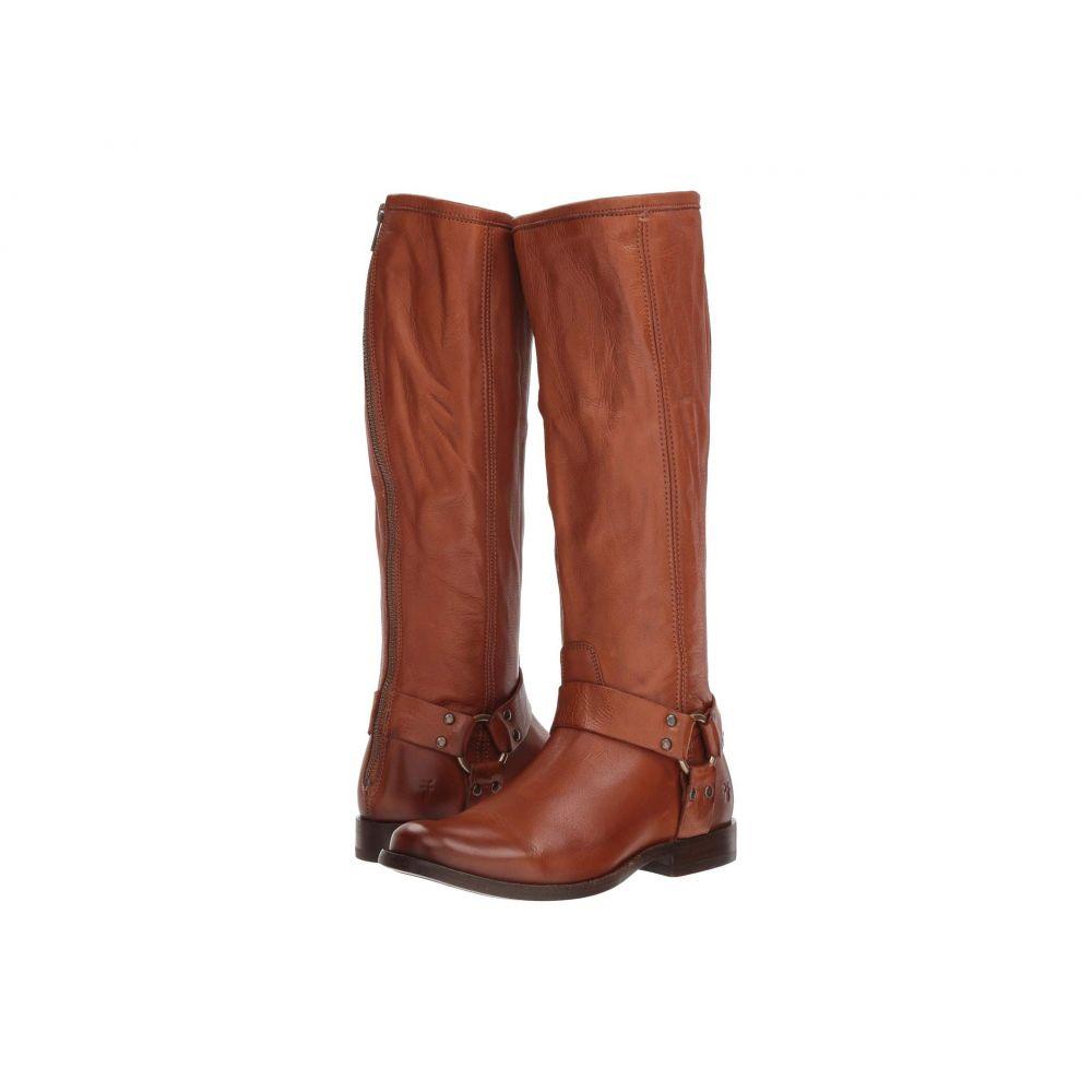 フライ Frye レディース ブーツ シューズ・靴【Phillip Harness Tall】Whiskey Soft Vintage Leather
