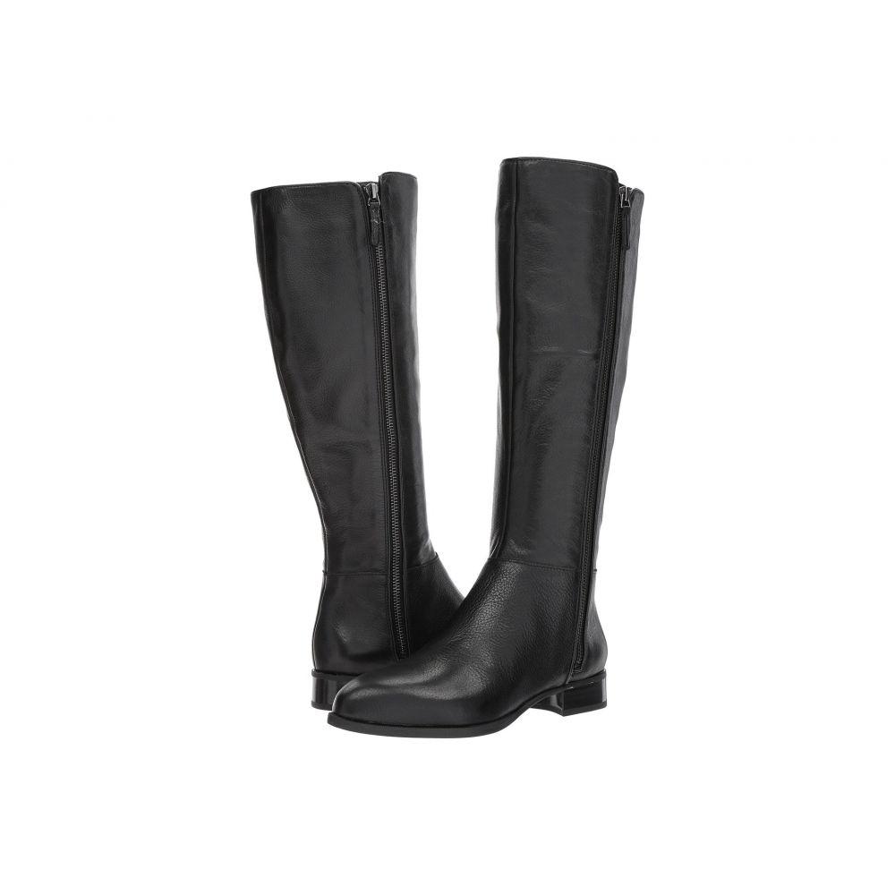 ナインウェスト Nine West レディース ブーツ シューズ・靴【Nihari Tall Boot】Black Leather
