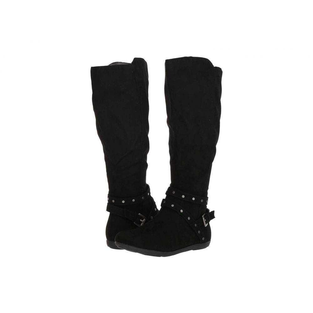 ファーガリシャス ファーギー Fergalicious レディース ブーツ シューズ・靴【Bridges Wide Calf】Black