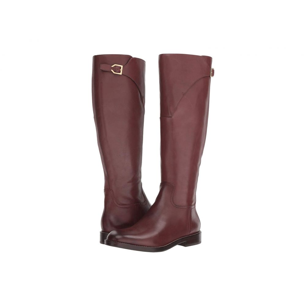 コールハーン Cole Haan レディース ブーツ シューズ・靴【Harrington Grand Riding Boot】Bitter Chocolate