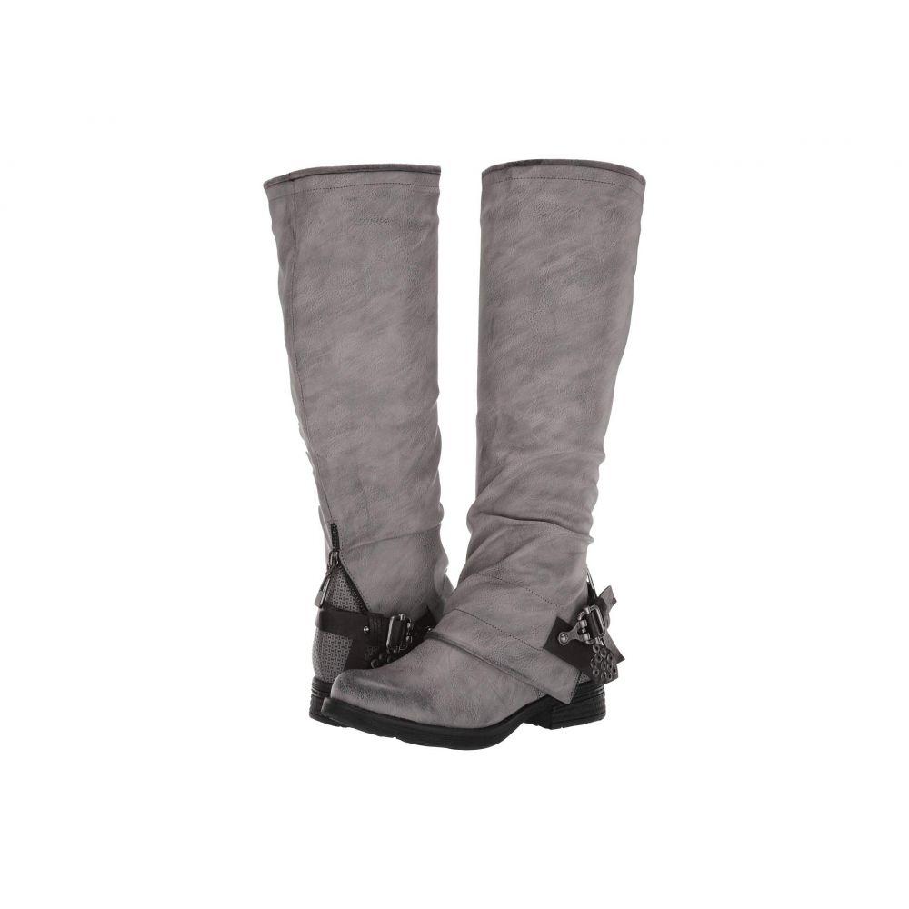 パトリツィア PATRIZIA レディース ブーツ シューズ・靴【Zennys】Grey