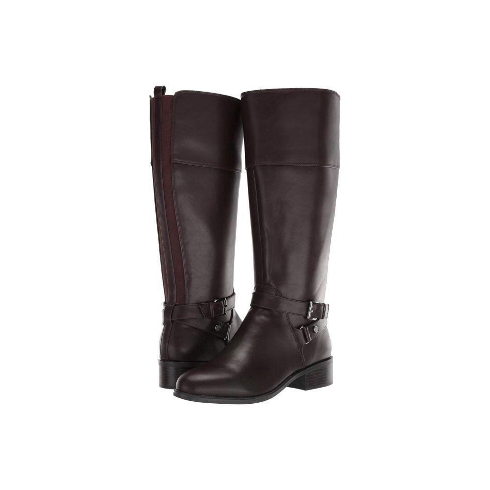 バンドリーノ Bandolino レディース ブーツ シューズ・靴【Dania - Wide Calf】Brown