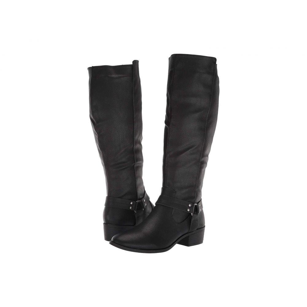 マッデン ガール Madden Girl レディース ブーツ シューズ・靴【Dahliia】Black Nubuck