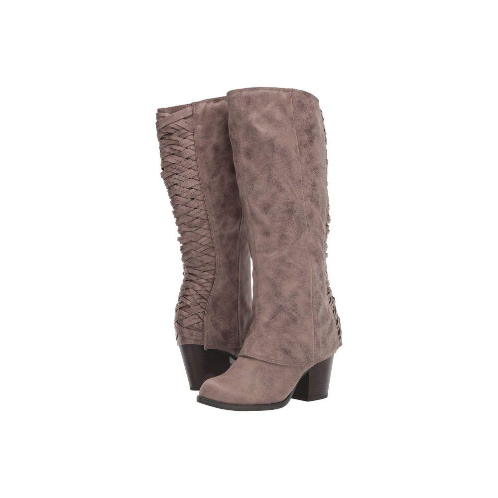 ファーガリシャス ファーギー Fergalicious レディース ブーツ シューズ・靴【Tinley Wide Calf】Doe