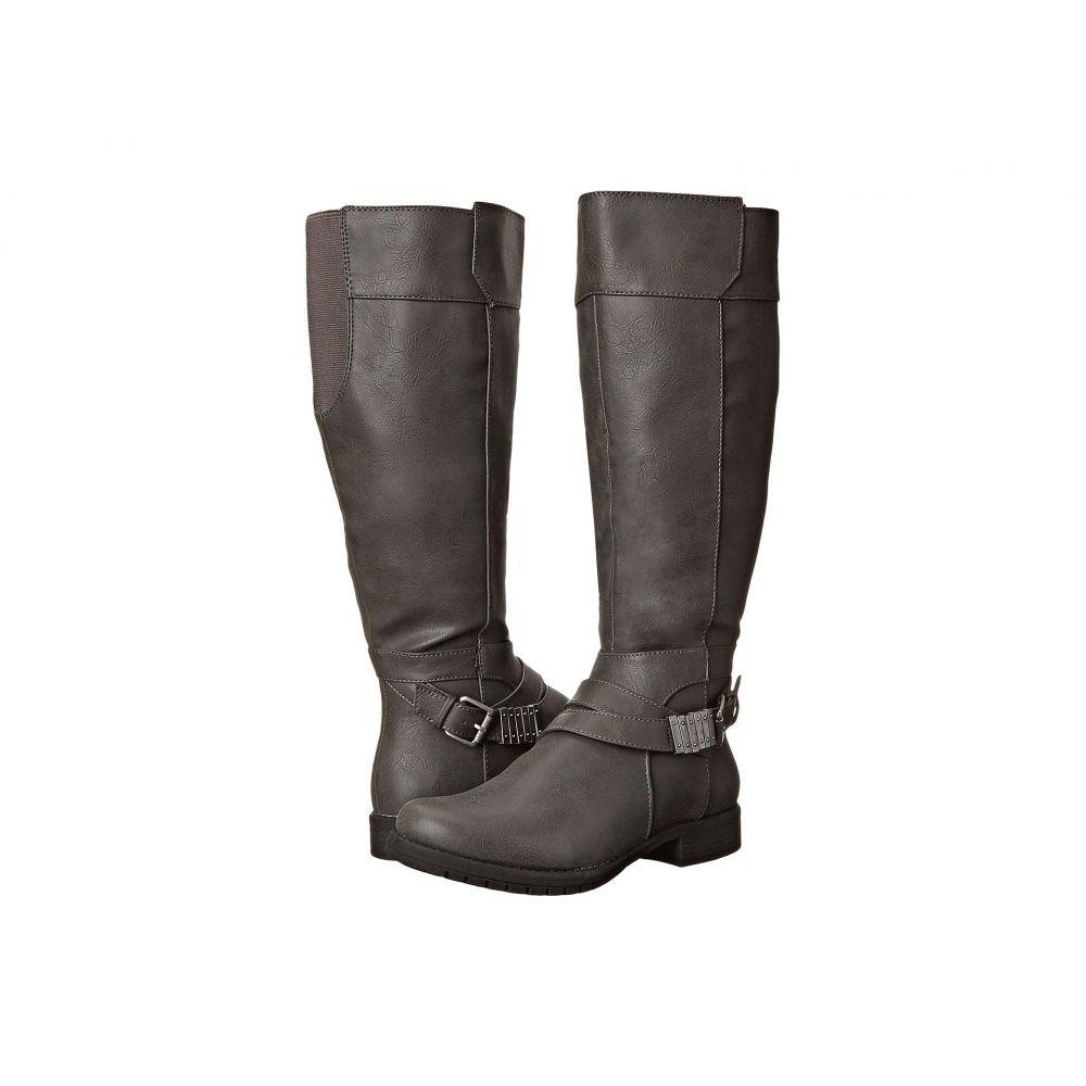 ライフストライド LifeStride レディース ブーツ シューズ・靴【Maximize Wide Calf】Dark Grey