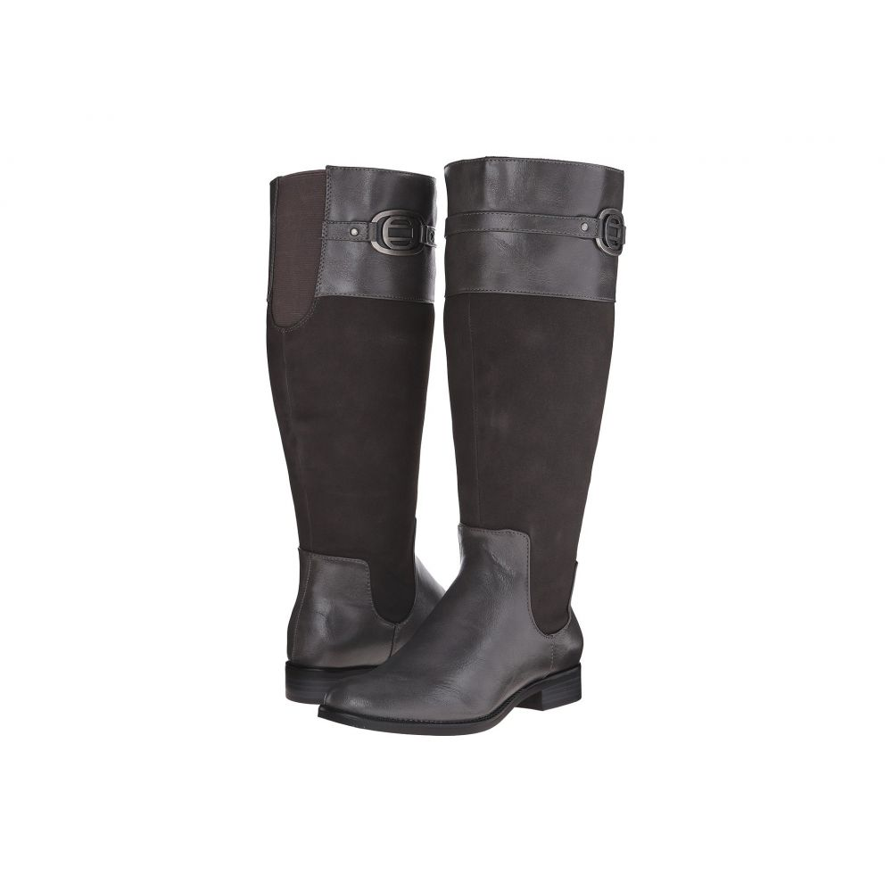 ライフストライド LifeStride レディース ブーツ シューズ・靴【Ravish Wide Calf】Dark Grey