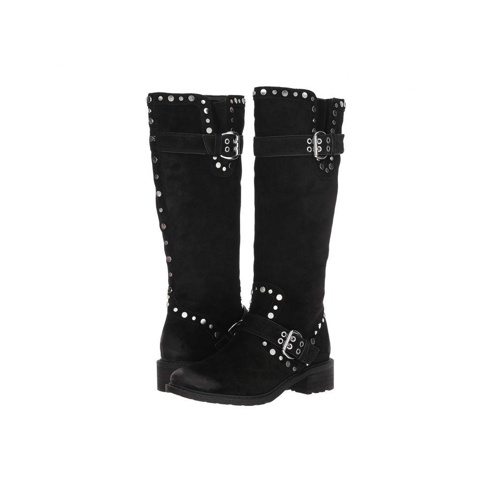 サム エデルマン Sam Edelman レディース ブーツ シューズ・靴【Deryn】Black Velutto Suede Leather