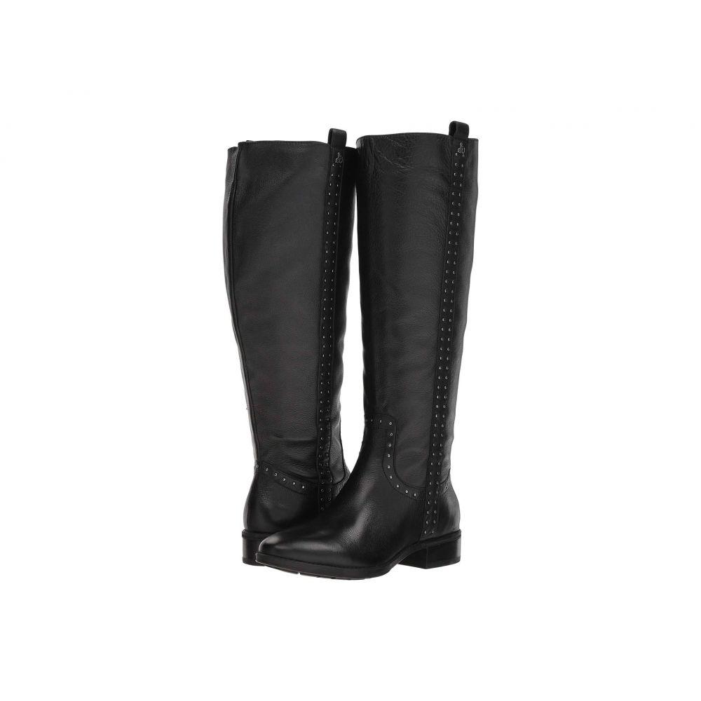 サム エデルマン Sam Edelman レディース ブーツ シューズ・靴【Prina Wide Calf Leather Tall Boot】Black Neymar Leather