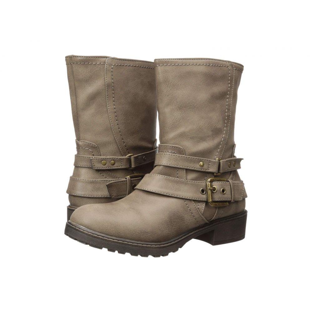 ファーガリシャス ファーギー Fergalicious レディース ブーツ シューズ・靴【Recall】Taupe Tumbled