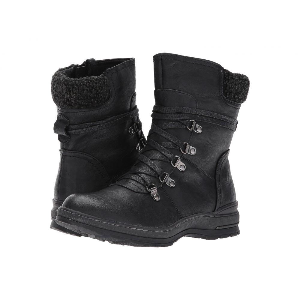パトリツィア PATRIZIA レディース ブーツ シューズ・靴【Cicely】Black