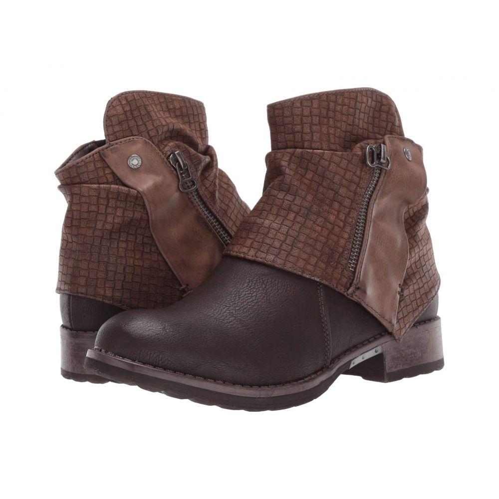 パトリツィア PATRIZIA レディース ブーツ シューズ・靴【Ambroise】Brown