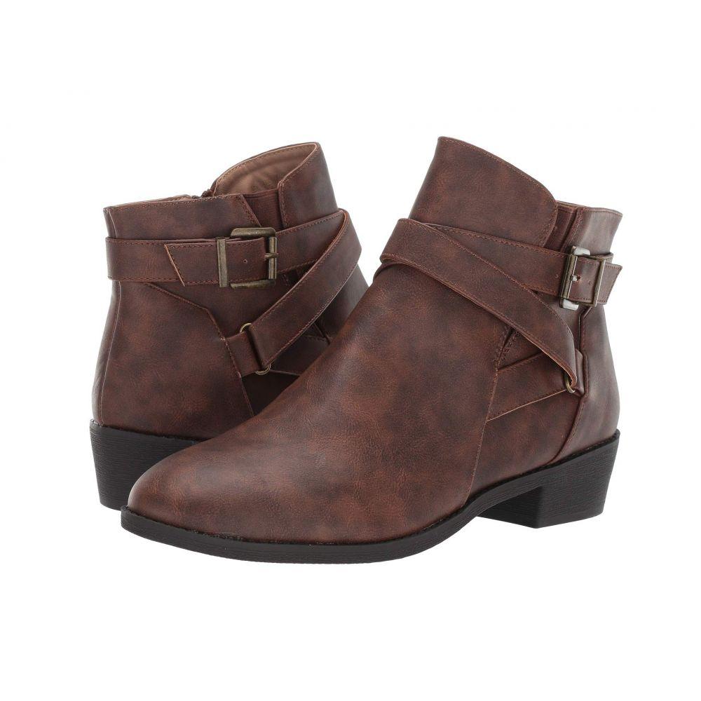 ライフストライド LifeStride レディース ブーツ シューズ・靴【Jasmina】Brown