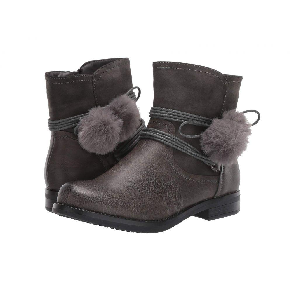 パトリツィア PATRIZIA レディース ブーツ シューズ・靴【Caresa】Grey