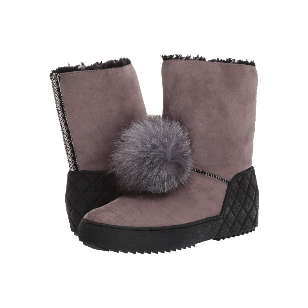 パトリツィア PATRIZIA レディース ブーツ シューズ・靴【Flurrie】Grey