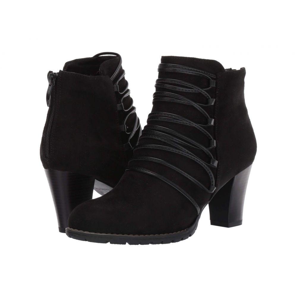 パトリツィア PATRIZIA レディース ブーツ シューズ・靴【Harmeni】Black