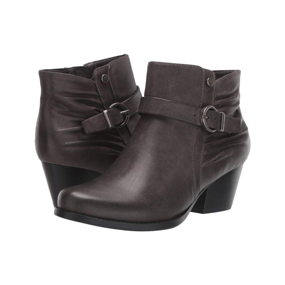 ベアトラップ Baretraps レディース ブーツ シューズ・靴【Russell】Dark Grey
