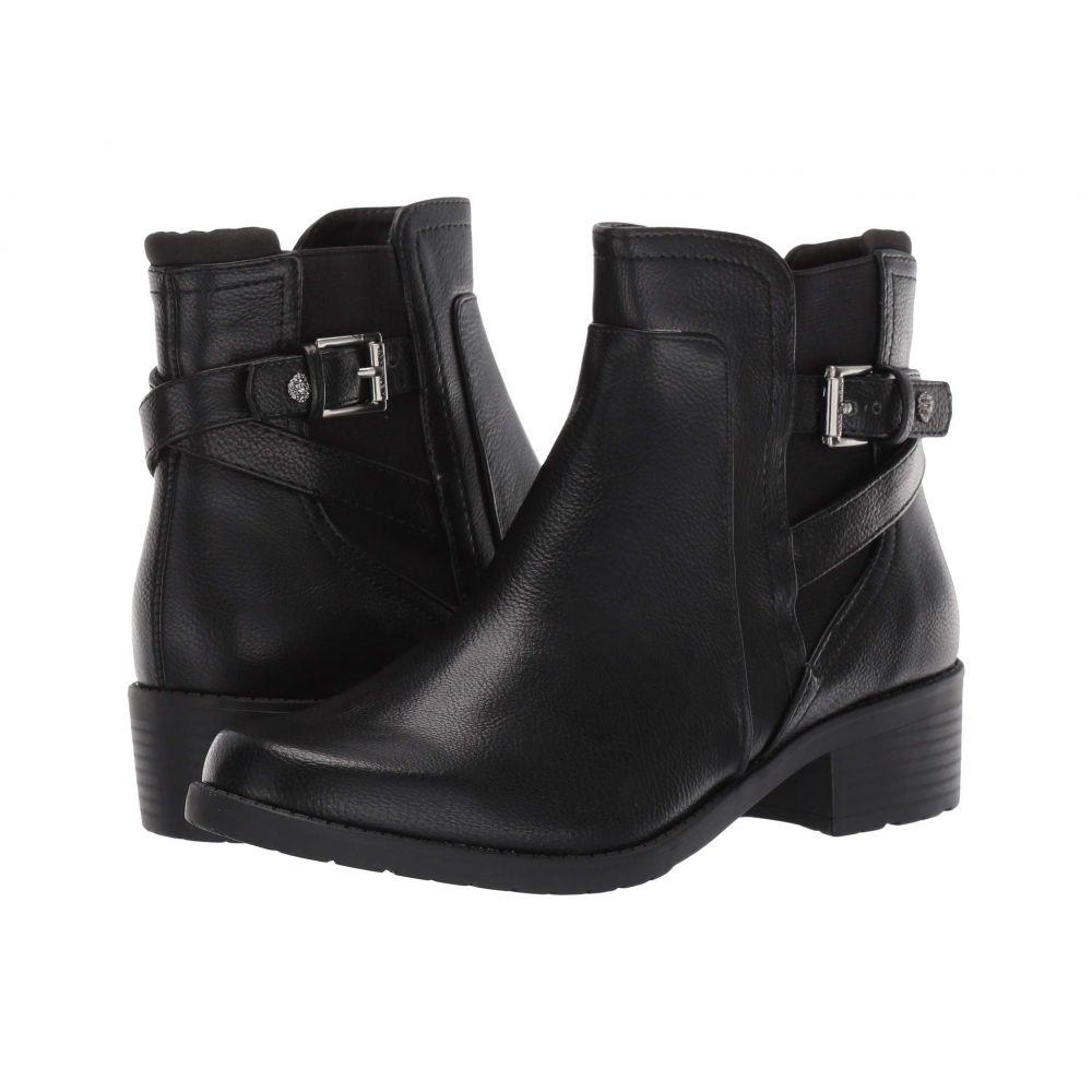 アン クライン Anne Klein レディース ブーツ シューズ・靴【Lucille】Black