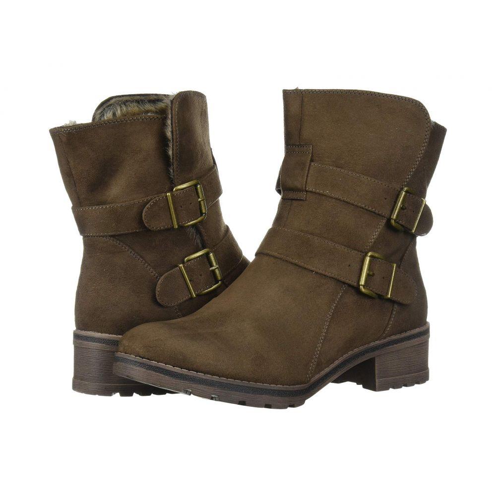 ホワイトマウンテン White Mountain レディース ブーツ シューズ・靴【Chastity】Brown
