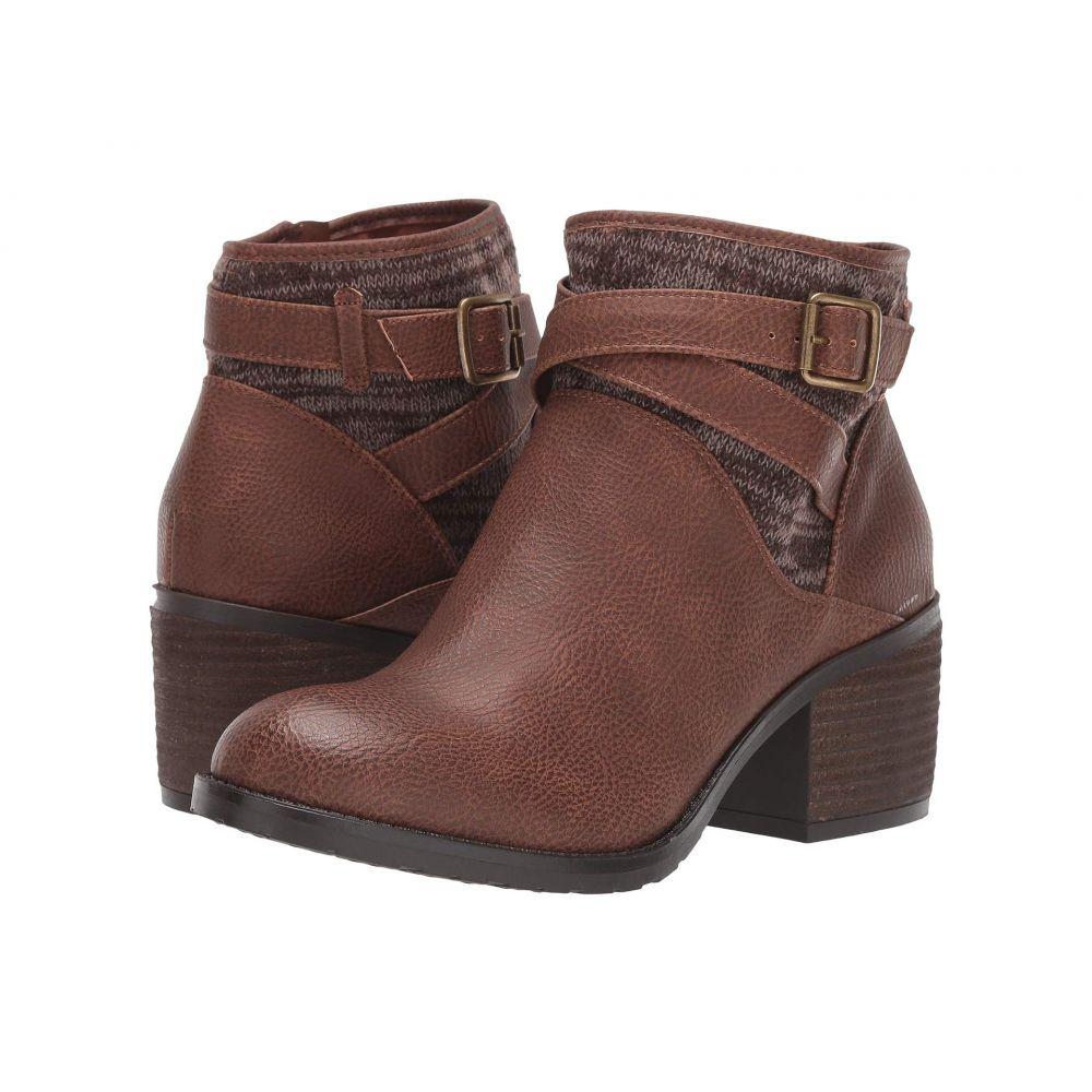 ミア MIA レディース ブーツ シューズ・靴【Landen】Luggage