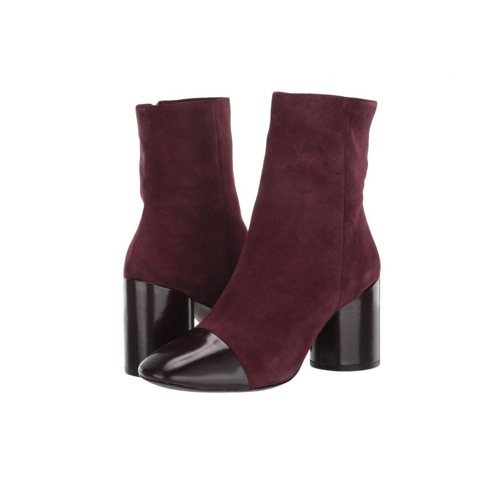リネアパウロ LINEA Paolo レディース ブーツ シューズ・靴【Stella】Wine Suede/Soft Box