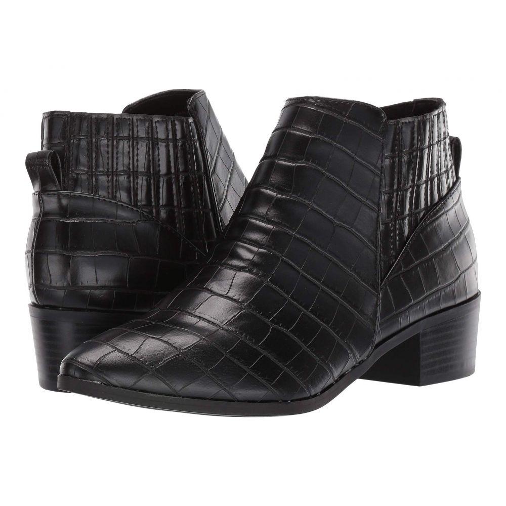 ユニサ Unisa レディース ブーツ シューズ・靴【Hollia】Black Crocco
