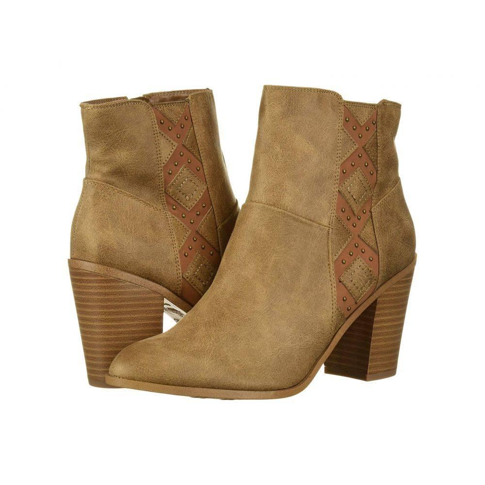 ファーガリシャス ファーギー Fergalicious レディース ブーツ シューズ・靴【Garcia】Sand