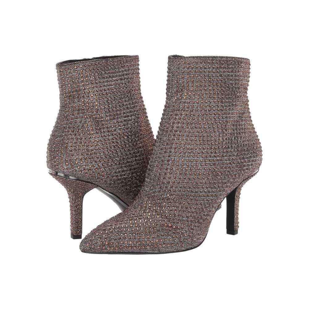 マイケル コース MICHAEL Michael Kors レディース ブーツ シューズ・靴【Katerina Bootie】Black/Bronze/Silver