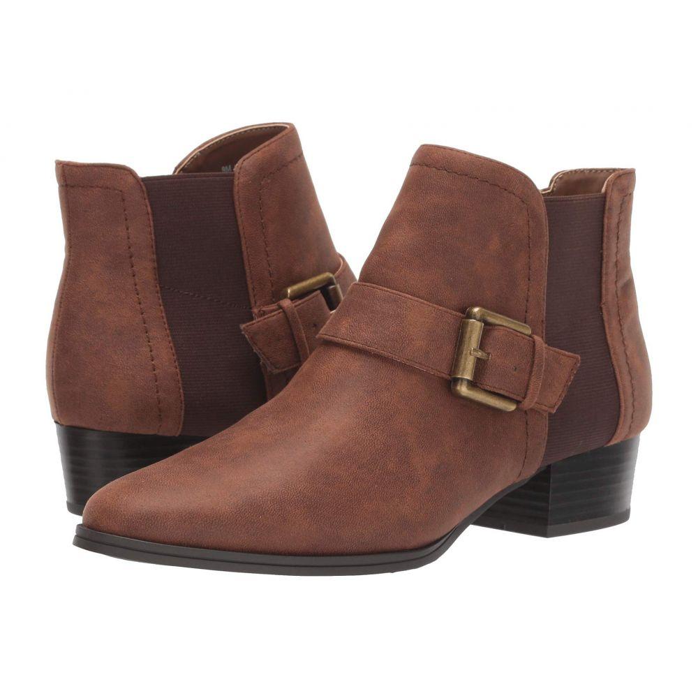 エアロソールズ Aerosoles レディース ブーツ シューズ・靴【Cross Out】Brown Fabric