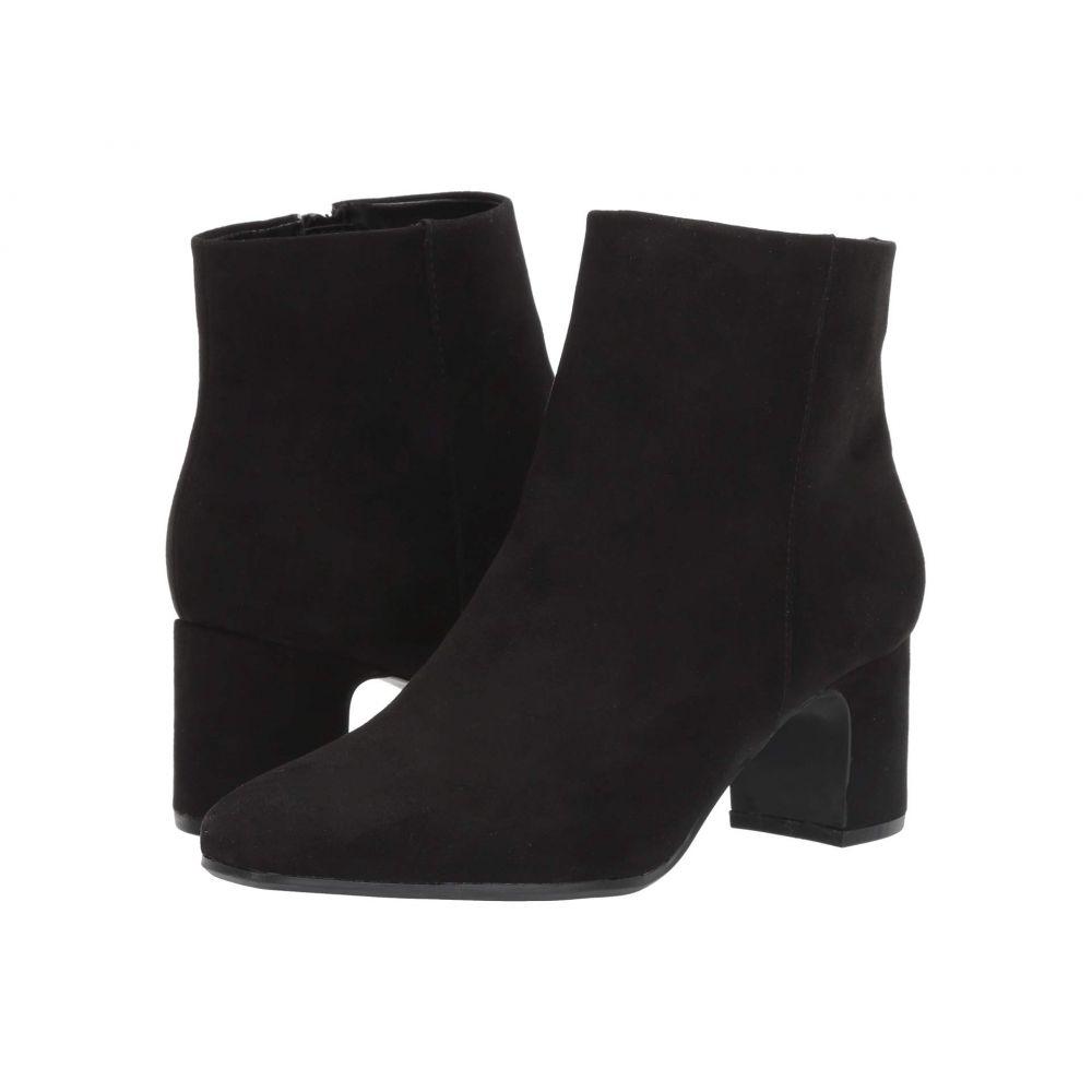 アン クライン Anne Klein レディース ブーツ シューズ・靴【Getit】Black Micro