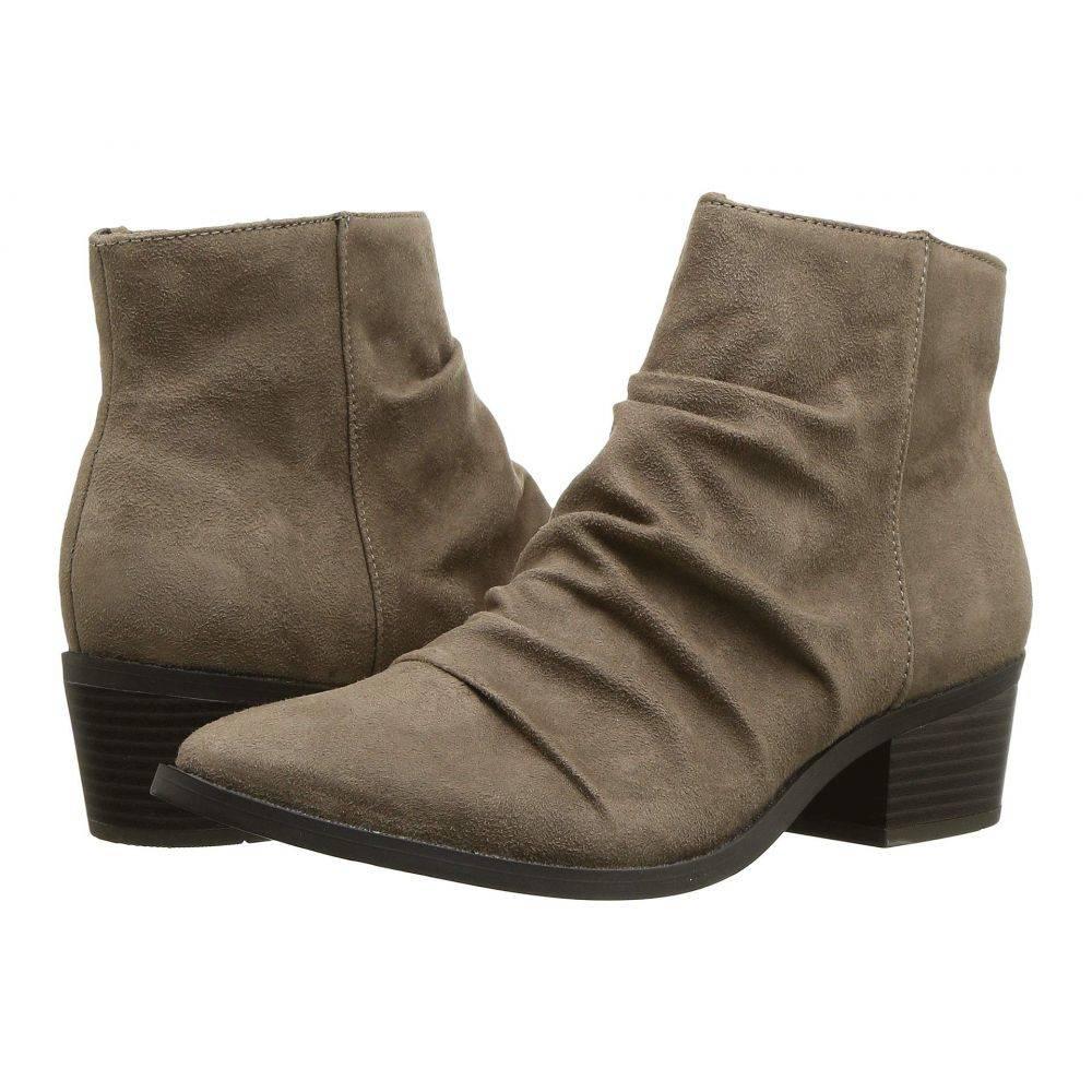 ホワイトマウンテン White Mountain レディース ブーツ シューズ・靴【Carriden】Dark Taupe