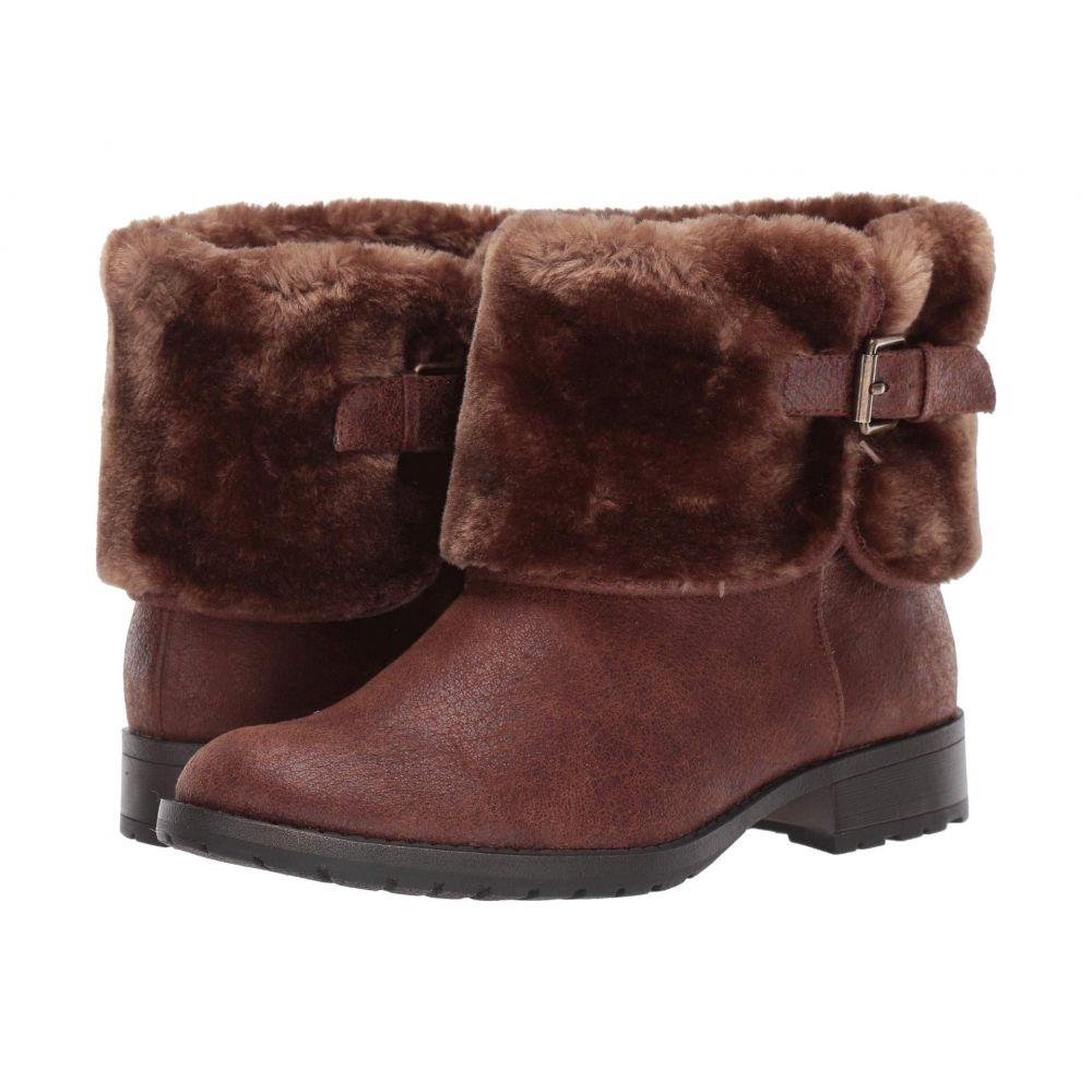 ホワイトマウンテン White Mountain レディース ブーツ シューズ・靴【Nyssa】Brown
