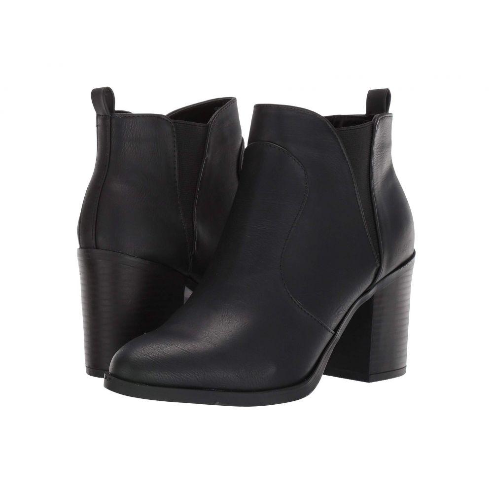 ミア MIA レディース ブーツ シューズ・靴【Halle-D】Black