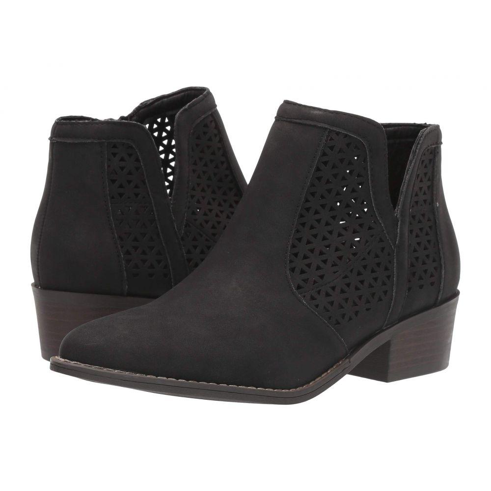 マッデン ガール Madden Girl レディース ブーツ シューズ・靴【Nataliia】Black Paris