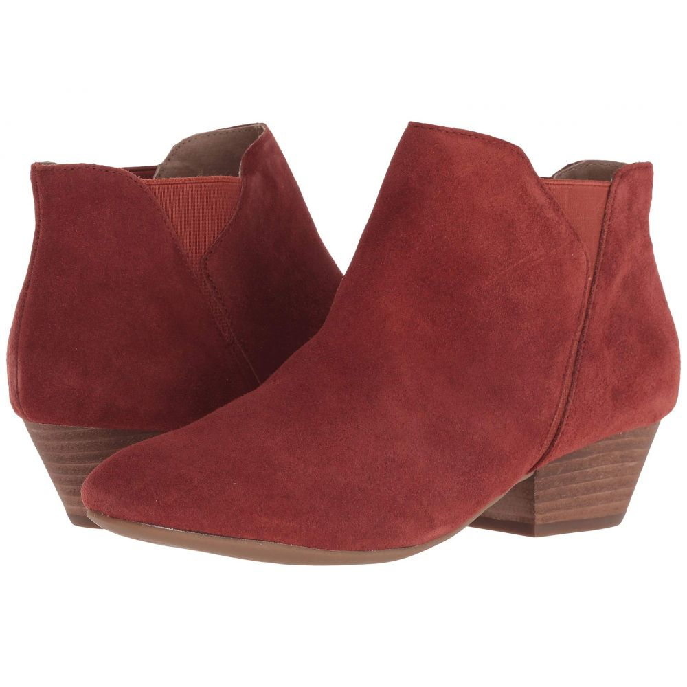 ミートゥー Me Too レディース ブーツ シューズ・靴【Ilisa】Rust Suede