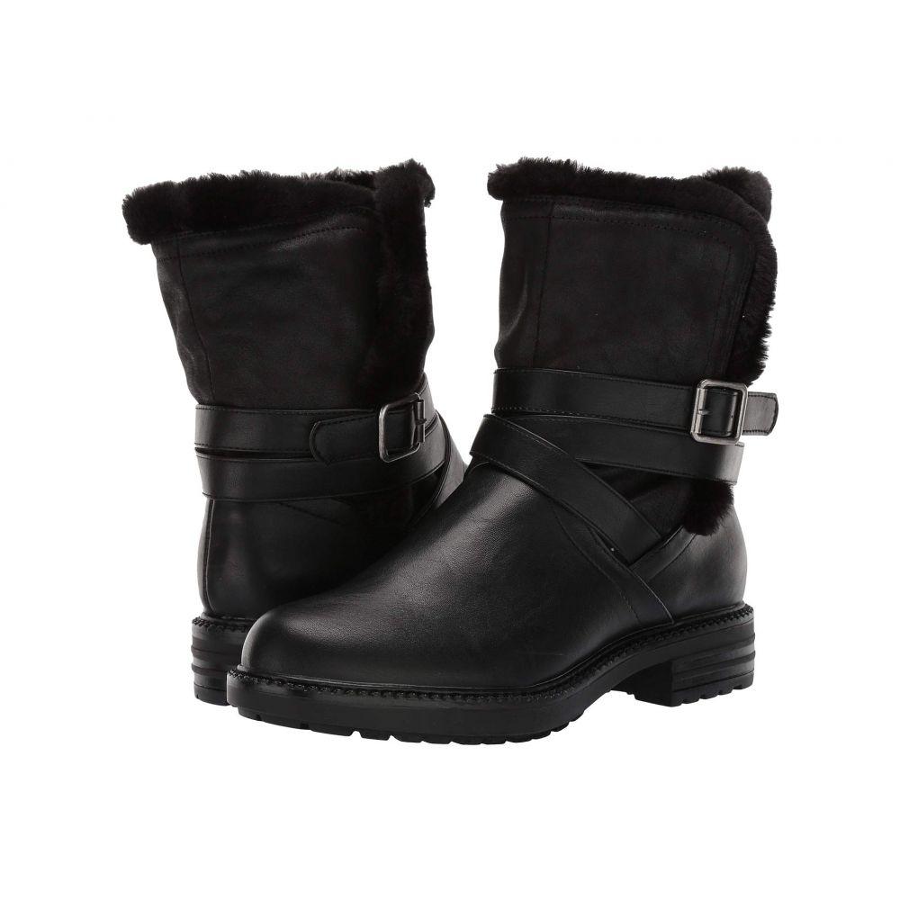 レポート Report レディース ブーツ シューズ・靴【Nesta】Black