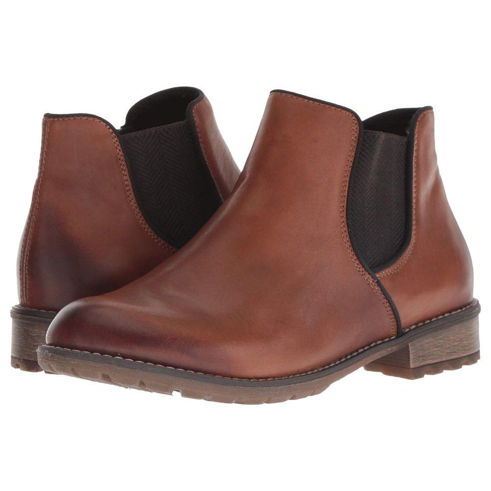 リエカー Rieker レディース ブーツ シューズ・靴【R3315 Elaine 15】Muskat