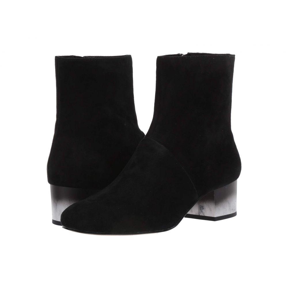 ホルストン ヘリテイジ Halston レディース ブーツ シューズ・靴【Olga Bootie】Black Suede