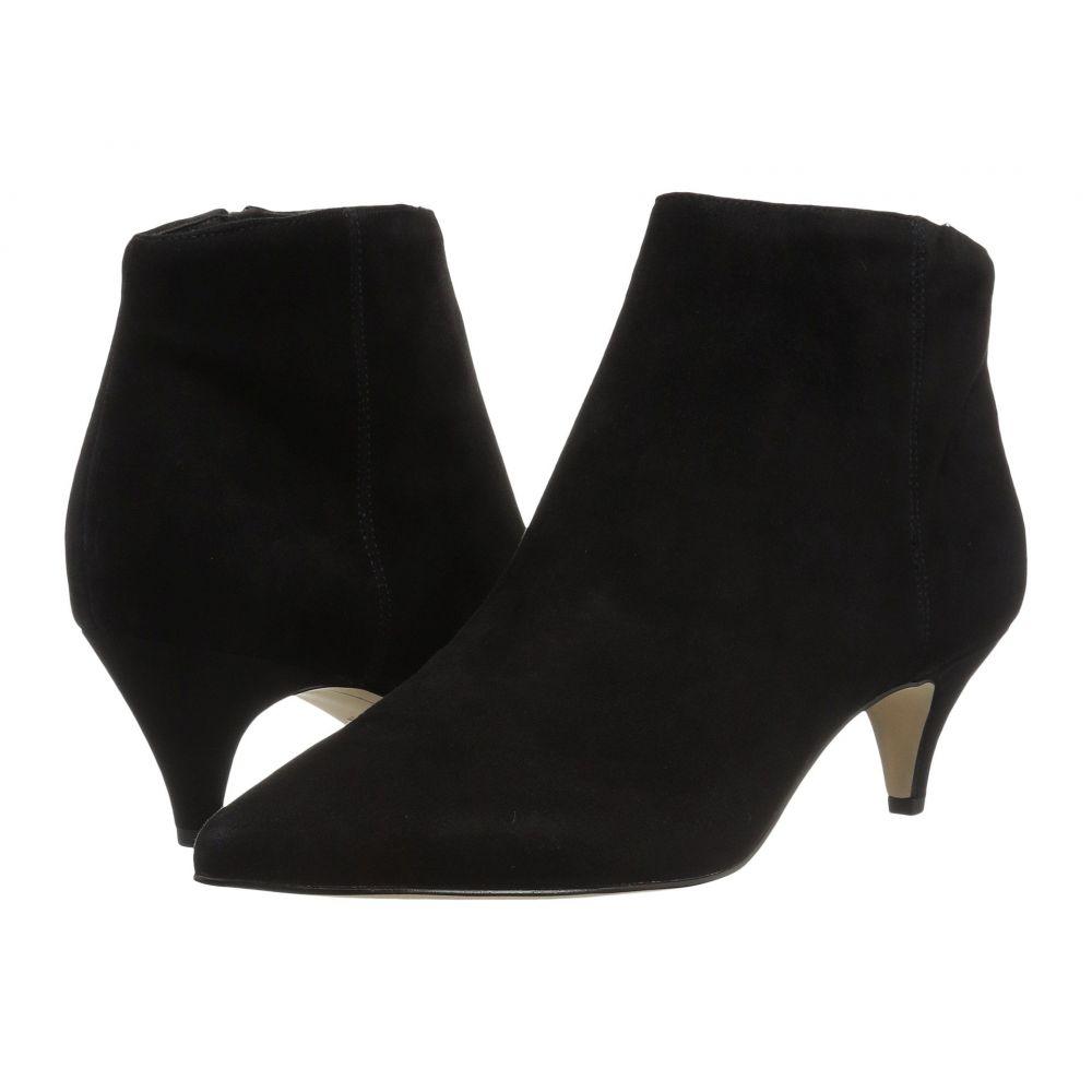 サム エデルマン Sam Edelman レディース ブーツ シューズ・靴【Kinzey】Black Suede Leather