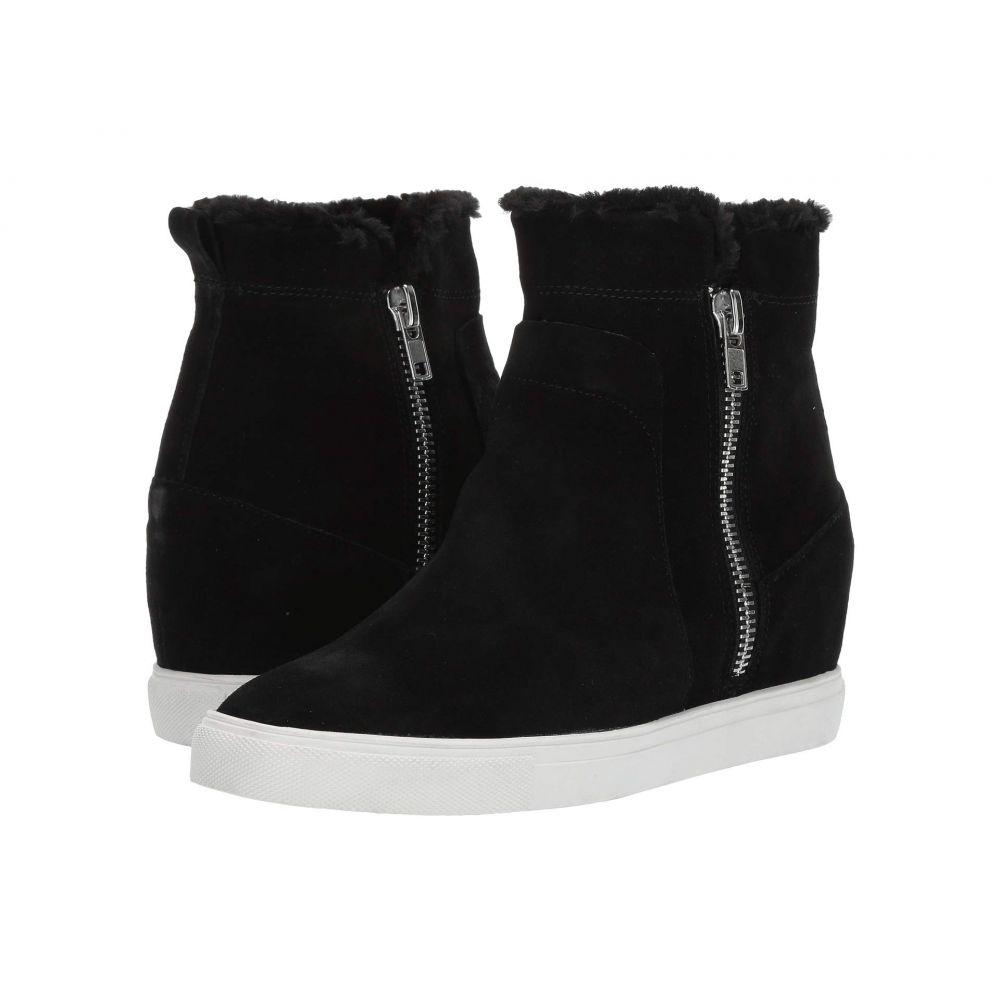 スティーブン Steven レディース ブーツ シューズ・靴【Camela】Black Suede