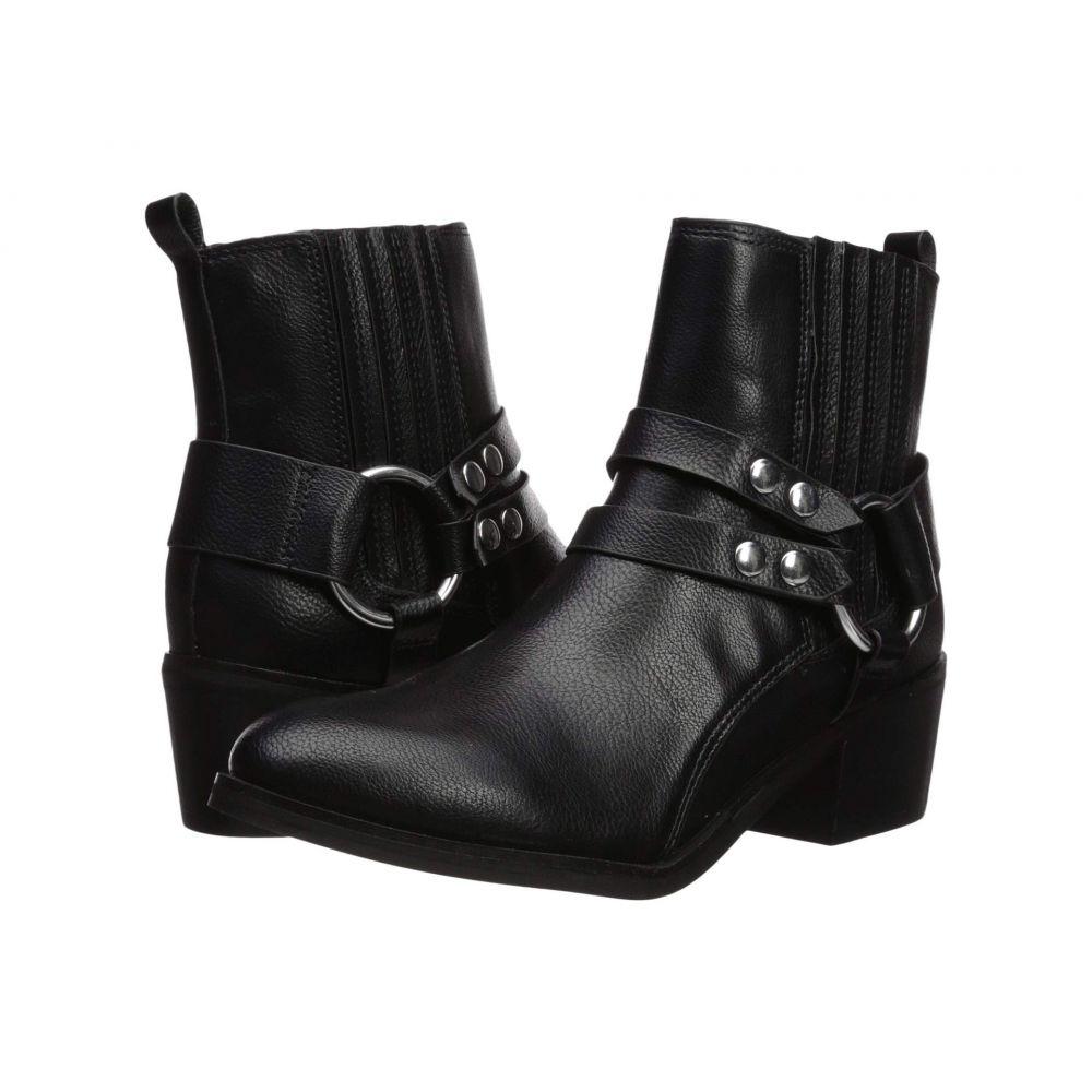 スティーブ マデン Steve Madden レディース ブーツ シューズ・靴【Reeva Western Bootie】Black