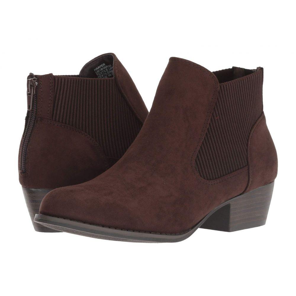 ユニオンベイ UNIONBAY レディース ブーツ シューズ・靴【Harper】Brown