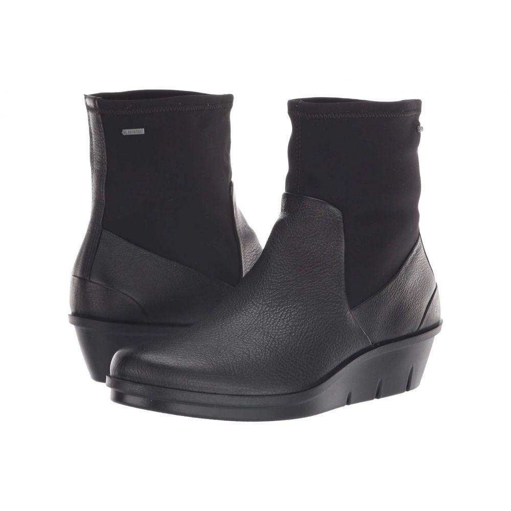 エコー ECCO レディース ブーツ シューズ・靴【Skyler GORE-TEX Boot】Black/Black