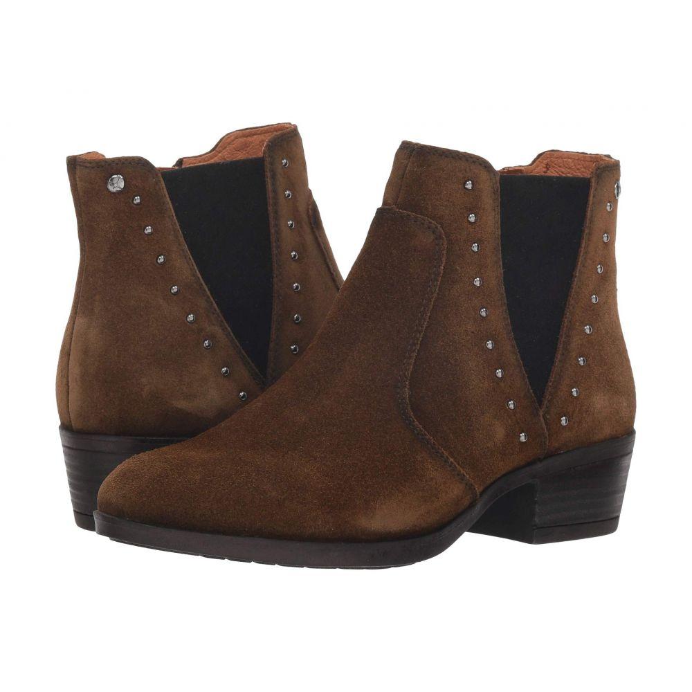 ピコリノス Pikolinos レディース ブーツ シューズ・靴【Daroca W1U-8682SO】Forest